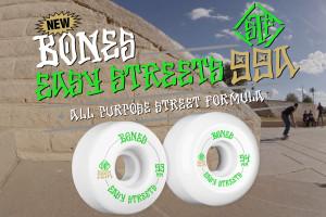 'Easy Streets' 99A Street Tech Formula
