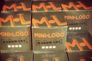 New Mini Logo HARDWARE RATIONS ARE STACKING UP!!!!!