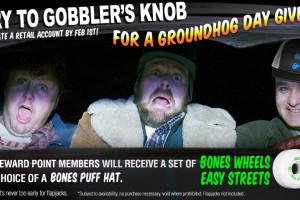 BONES Easy Streets Giveaway for Reward Members