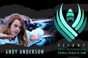 Andy Anderson - FLIGHT