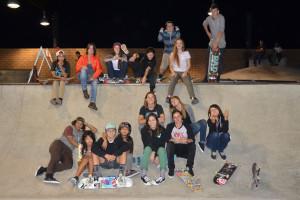 girls skate network: Palm Springs part 2