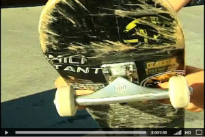 OFFICIAL MILITANT #1, Mikey Weber, with a review of the NEW Mini Logo Truck!