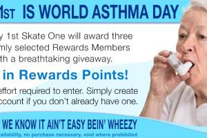 April Reward Points Giveaway