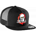 Powell Peralta Ripper Mesh Snap Back Cap - Black