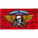 Powell Peralta Winged Ripper Beach Towel