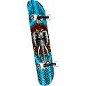 Powell Peralta Vallely Elephant Blue Birch Complete Skateboard - 8 x 31.45