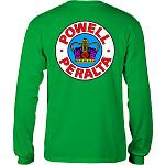 Powell Peralta Supreme L/S T-shirt - Kelly Green