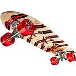 Powell Peralta Sidewalk Surfer Rat Bones Natural Cruiser Complete Skateboard - 7.75 x 27.20 WB 14.0