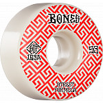 BONES WHEELS STF Skateboard Wheels Patterns 53 V2 Locks 103A 4pk