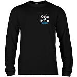 Powell Peralta Rat Bones L/S T-shirt Black