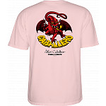 Powell Peralta Steve Caballero Dragon II T-shirt Light Pink