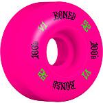 BONES WHEELS 100 Skateboard Wheels V1 Standard 52mm 100A 4pk Multi