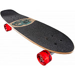 Powell Peralta Sidewalk Surfer Retro Checker Skateboard Cruiser Assembly - 7.75 x 27.20 WB 14.0