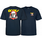 Powell Peralta Ripper YOUTH T-shirt - Navy