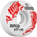 BONES WHEELS STF Pro Rogers Survival Skateboard Wheels V3 Slims 54mm 103A 4pk