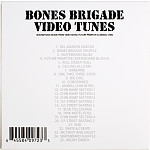 Bones Brigade Video Tunes Video Soundtrack CD