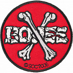 Powell-Peralta Cross Bones Patch