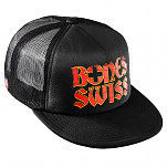 Bones® Bearings Scratch Trucker Cap - Back/Red