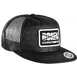 BONES WHEELS Cap Trucker Manufacturing - Black