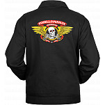 Powell-Peralta Winged Ripper Jacket - Black
