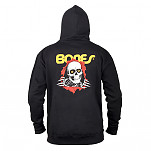 Powell-Peralta Ripper Hooded Pullover - Black