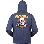 Powell-Peralta Ripper Hooded Zip - Navy