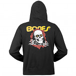 Powell-Peralta Ripper Hooded Zip - Black