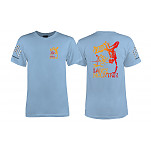 Bones Brigade® Mountain Future Primitive T-shirt - Blue