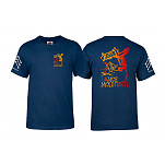 Bones Brigade® Mountain Future Primitive T-shirt - Navy