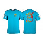 Bones Brigade® Mountain Future Primitive T-shirt - Turquoise