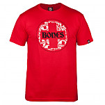 Bones® Bearings Swiss Multi Circle T-shirt - Red