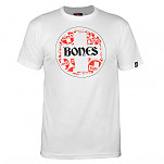 Bones® Bearings Swiss Multi Circle T-shirt - White