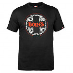 Bones® Bearings Swiss Multi Circle T-shirt - Black