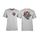 Bones Brigade® Mullen Chess T-shirt - Gray