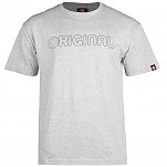 Bones® Bearings Original Swiss T-shirt - Gray
