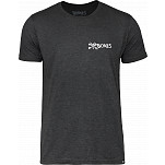 BONES WHEELS Pocket Logo T-shirt - Black