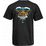 Powell-Peralta Banner Dragon T-shirt - Black