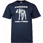 "Powell-Peralta ""Choose"" T-shirt - Navy"