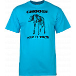"Powell-Peralta ""Choose"" T-shirt  - Turquoise"