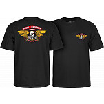 Powell-Peralta Winged Ripper T-shirt - Black