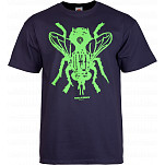 Powell-Peralta Fly T-shirt - Navy