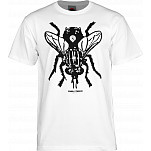 Powell-Peralta Fly T-shirt - White