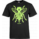 Powell-Peralta Fly T-shirt - Black