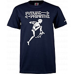 Powell-Peralta Future Primitive T-shirt - Navy