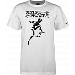 Powell-Peralta Future Primitive T-shirt - White