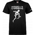 Powell-Peralta Future Primitive T-shirt - Black