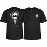 Powell-Peralta Mike McGill Skull & Snake T-shirt - Black