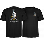 Powell-Peralta Skull & Sword T-shirt - Black
