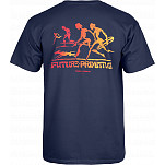 Powell-Peralta Future Primitive SE T-shirt - Navy