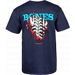 Powell-Peralta Shred T-shirt - Navy